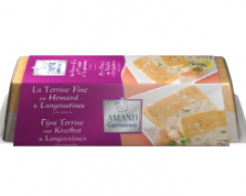 Amand Gastronomie dbarque au rayon Produits de la Mer