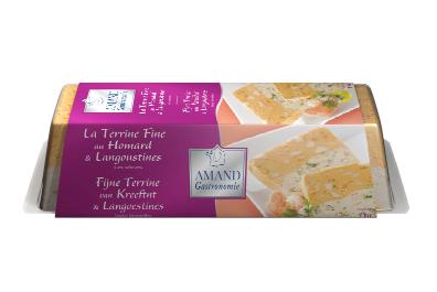 Amand Gastronomie «débarque» au rayon Produits de la Mer