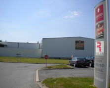 3 sites de production en France