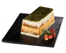 Terrine with Crayfish in Armorican