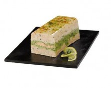 Terrine Filets de Saumon à l'Oseille