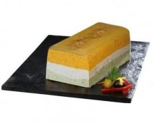 Three Vegetable Terrine