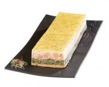 Millefeuille de Saumon à l'Oseille