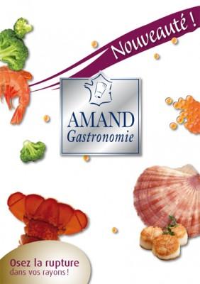 Téléchargez le Catalogue Amand Gastronomie au format PDF