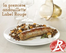 (Français) la première andouillette Label Rouge