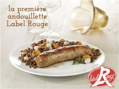 la première andouillette Label Rouge